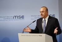 Foreign Minister Mevlüt Çavuşoğlu said on Sunday that Geneva was the only viable place to hold U.N.-led peace talks on Syria in order to negotiate a political solution and transition...