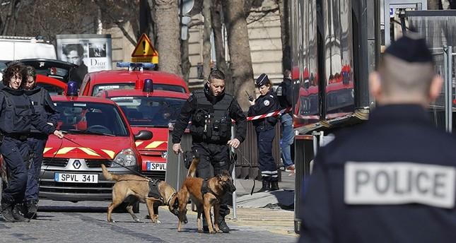 انفجار ظرف بريدي في مقر صندوق النقد الدولي في باريس