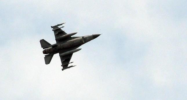 تشكيل قتالي سعودي أمريكي مشترك يحلق فوق الخليج