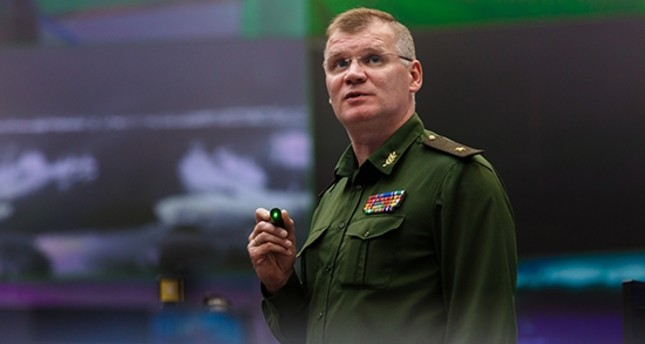 Daesh attacks in Syria come from near US forces' location, Russia says