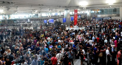 pTurkey expects to welcome over 226 million air passengers annually by 2019, up 30 percent over last year, according to officially revised figures released Monday./p  pThe 174 million passengers...