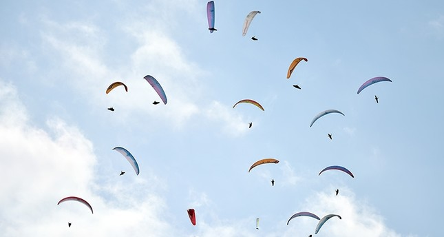 جبل حسن داغي.. مقصد محبي الطيران الشراعي في تركيا والعالم