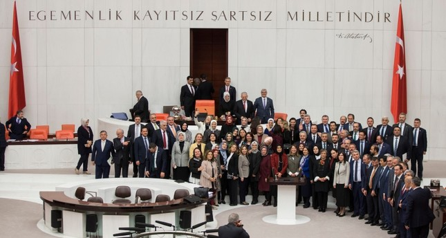 Parliament ratifies Turkey's 2019 budget