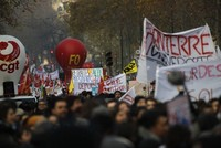 French government's pension reforms fail to satisfy unions