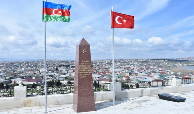 Azerbaijan honors fallen Ottoman-Turkish soldiers with Baku memorial