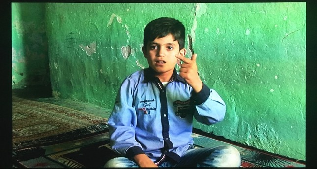 "Erkan Özgen's ""Wonderland"" (2016) is about a deaf boy called Muhammed who narrates the story of the last eight years of his home, Syria."