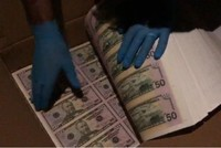 Istanbul police seize record $271 million in counterfeit bills