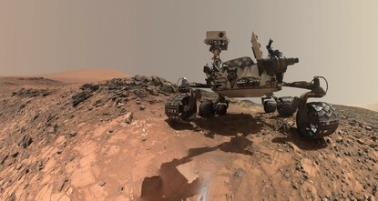 NASA anxious to hear from Mars rover as dust storm clears