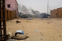 4 civilians killed, 20 injured in car bomb targeting French soldiers in northern Mali