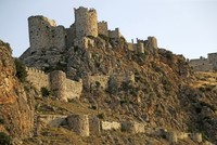 Snake Castle restored to welcome visitors