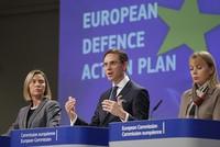 EU reveals $5.3 billion plan in troubled defense topic amid Trump criticism