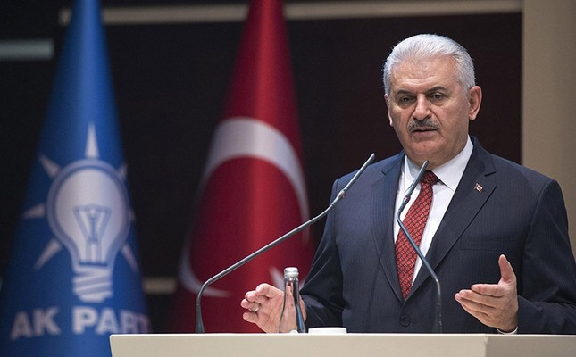 Turkey working in cooperation with Russia in Syria's Idlib, PM Yıldırım says