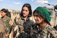 US-backed YPG terrorists kidnap children to fight against Turkish military