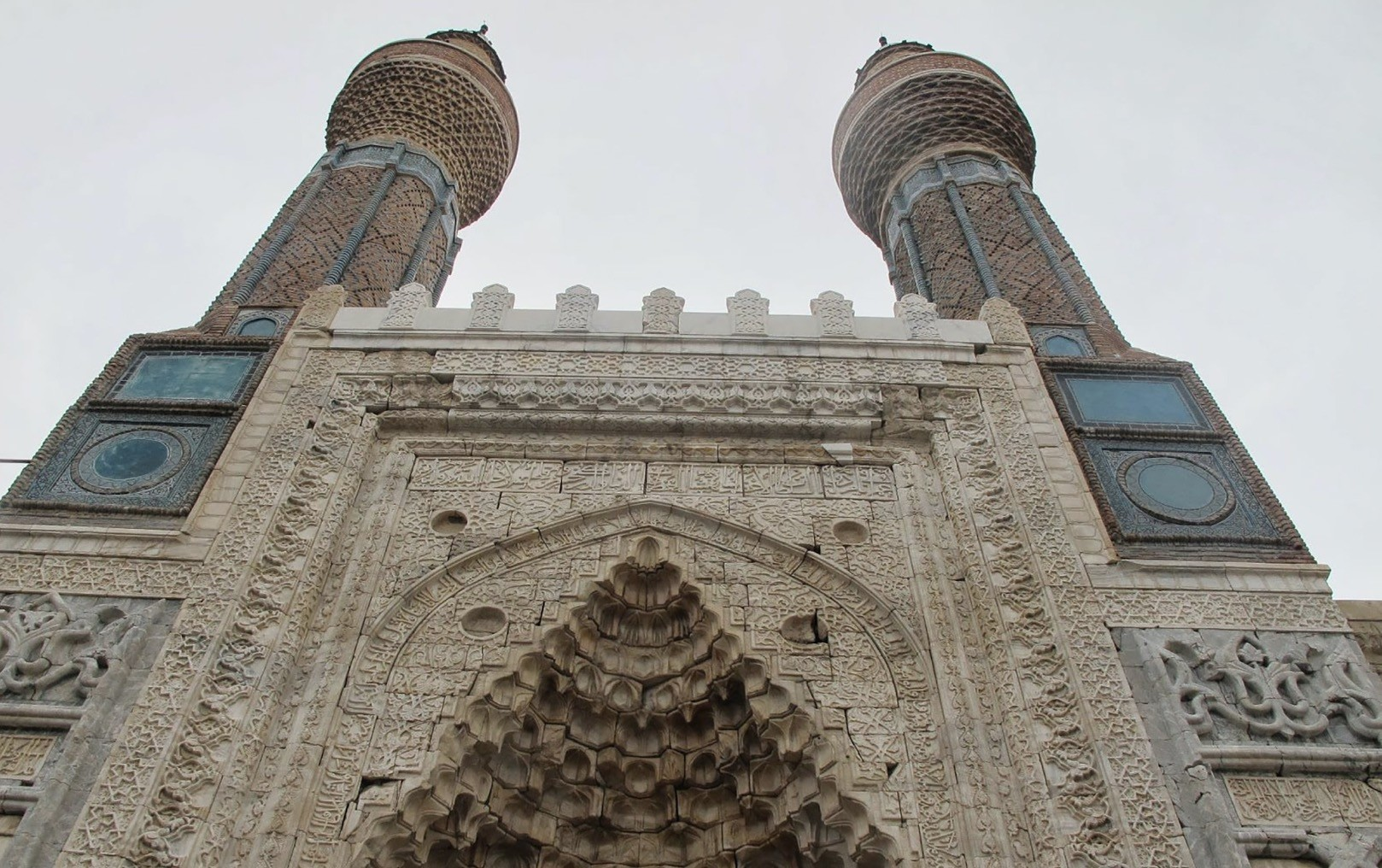 Gu00f6kmedrese (Blue  Madrasah) takes its name from its blue tiles.