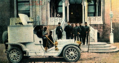 pWho first brought automobiles to the Ottoman Empire and when remains a mystery. Takvim-i Vekayi, the official newspaper of the period, featured an article on a steam car for the first time in...