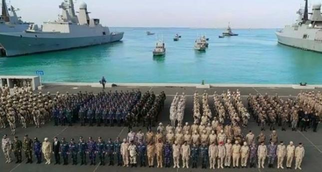 السعودية تعلن انطلاق تدريب عسكري بحري للدول المطلة على البحر الأحمر