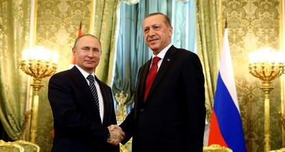 President Recep Tayyip Erdoğan's trip to Russia on March 10 marked an important point for the cooperation between the two countries. After the downed jet and the ensuing assassination of Ambassador...