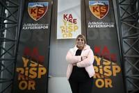 Turkey's Kayserispor becomes first Süper Lig club run by female chair