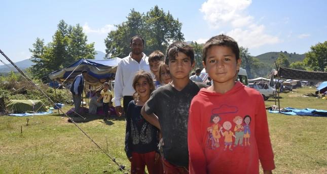Children to summer schools not to nut yards