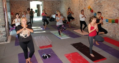 The Bodrum Yoga Fest is back and bigger than ever