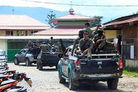 32 killed, 1 missing in attacks by separatists in Papua, Indonesian police say