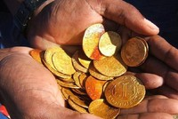 500-year-old shipwreck loaded with gold worth $13 million discovered in Namibia