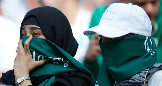 Uproar after Saudi bans women from Italian Supercup match unless accompanied by men