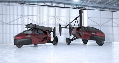 pThe Dutch company PAL-V International B.V. has officially launched sales for its two commercial models of flying cars this week, promising deliveries of the road and air certificated models by the...