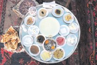 Sumptuous breakfast dishes seek UNESCO recognition