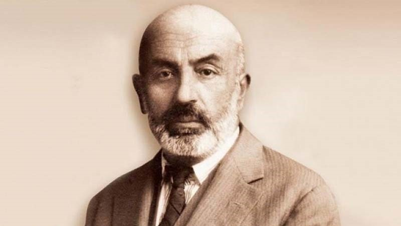 Mehmet Akif Ersoy (File Photo)