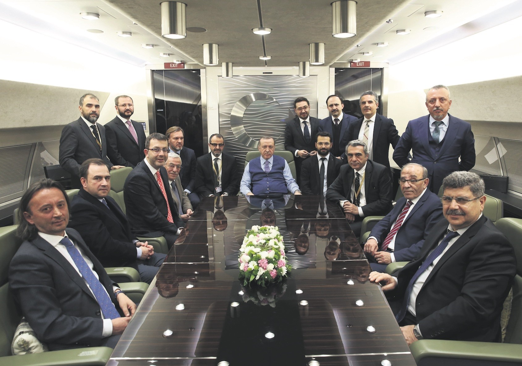 Opposing White Houseu2019s decision on Jerusalem, President Erdou011fan has said that Jerusalem is a u201cred line for Turkey and the Muslim world.u201d
