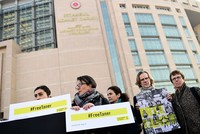 Amnesty Turkey's chair, only remaining arrested defendant in Büyükada trial, released by court
