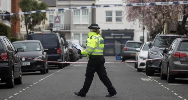 UK police probe attacks on 4 Birmingham mosques