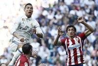 Real, Atletico Madrid renew Champs League hostilities