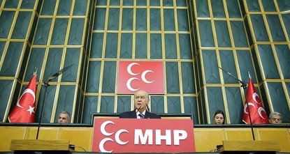 pOpposition Nationalist Movement Party (MHP) Chairman Devlet Bahçeli said on Tuesday that his party will continue to support the Yenikapı spirit, which emerged following the July 15 failed coup...