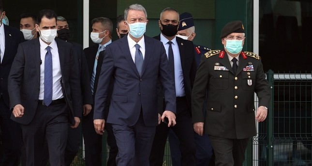 وزيرا الدفاع والخارجية التركيان يزوران العاصمة الليبية على رأس وفد رفيع