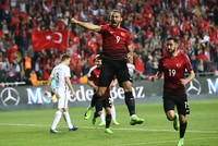 Turkey begins UEFA Nations League journey