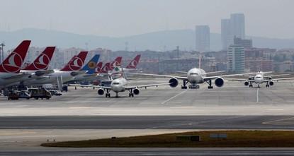 Turkish airports serve 140M passengers in 8 months