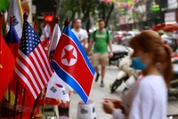 US envoy arrives in North Korea as Trump announces second summit with Kim