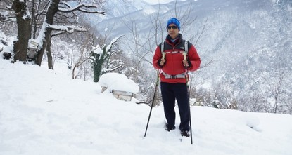 Necdet Turhan, Turkey's first visually impaired mountaineer and national athlete, will travel to Australia to climb the country's highest summit Mt. Kosciuszko between Feb. 27 and March 12. His...