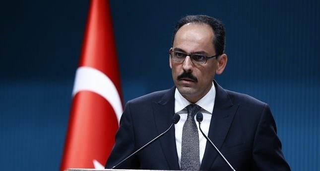 المتحدث باسم الرئاسة التركية: نعمل على إنشاء حزام آمن شمال سوريا