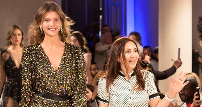 Sleek and chic: Turkish designer conquers the fashion world