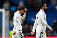10-man Real Madrid loses 2-0 to Sociedad, losing more hope for Spanish league title