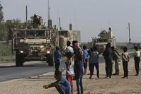 قوات أمريكية في الرقة السورية (من الأرشيف)