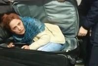 Georgierin versucht im Koffer in die Türkei einzureisen