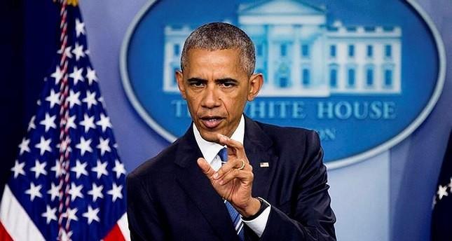 أوباما: علاقاتنا مع تركيا قوية ولم تشهد تراجعاً بعد الانقلاب