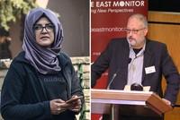 Khashoggi's fiancee asks for Trump's help in WP column