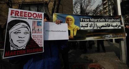 Iran says blacks' rights violated as US arrests Muslim journalist