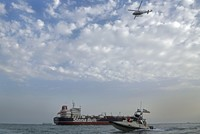 UK says considering 'series of options' on Iran after tanker seizure