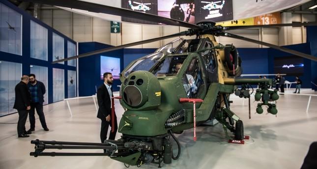 أنقرة تصدّر نصف صادرات الصناعات الدفاعية التركية